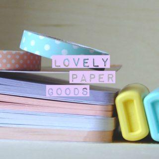 Szeretnivaló papíráru