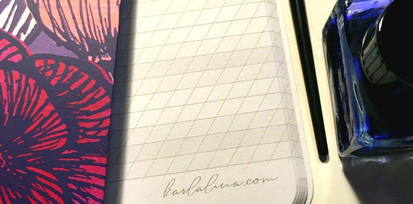 Kalligráfia avagy szépírás füzet