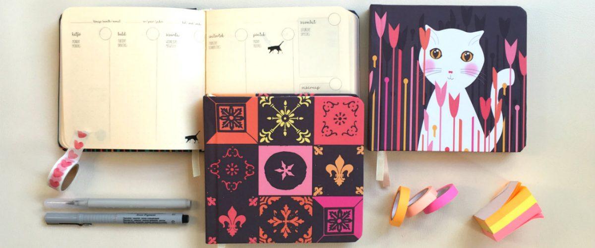 Imádnivaló naplók és tervezők